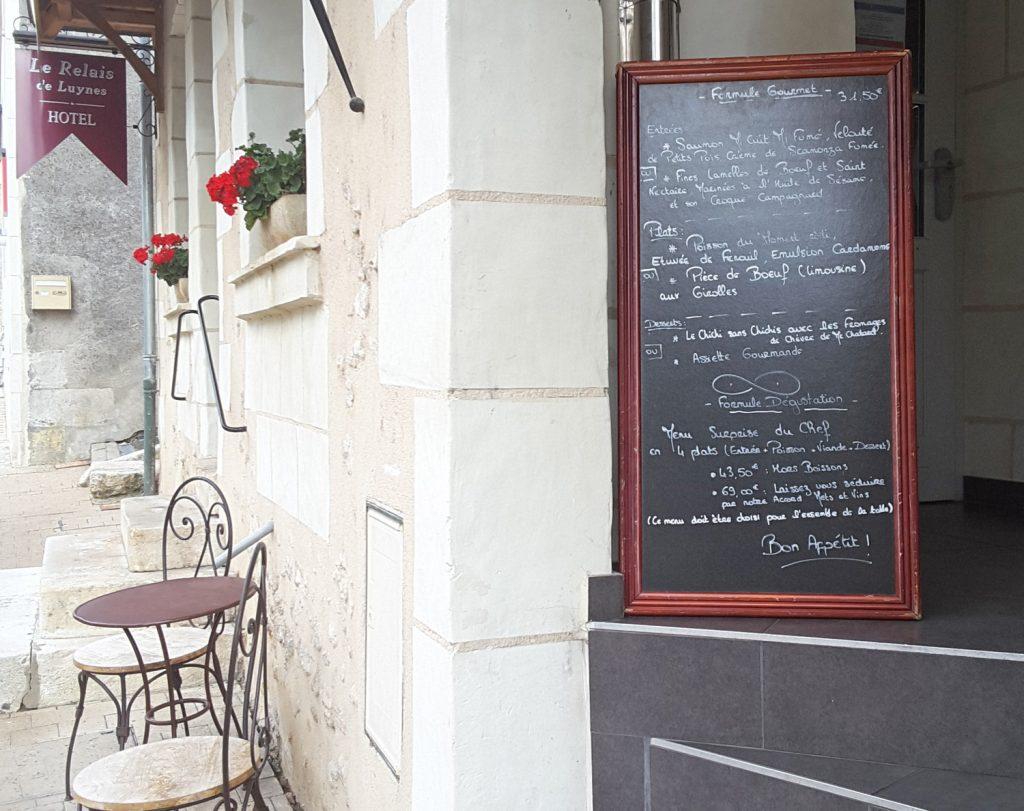 Formules Gourmet, Restaurant Romantique Le XII - Douze de Luynes, proche Tours, Loire Valley, Touraine