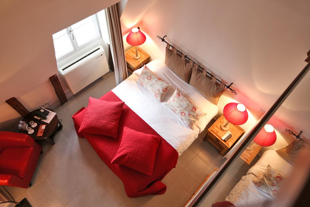 Chambre Familiale, Hotel de Charme, Le XII-Douze de Luynes