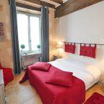 Chambre Hotel de Charme, Le XII - Douze de Luynes, pres de Tours en Touraine, Loire Valley