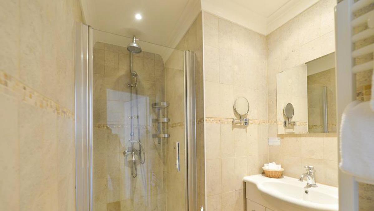 Salle de bain Hotel de Charme, pres de Tours en Touraine, Loire Valley
