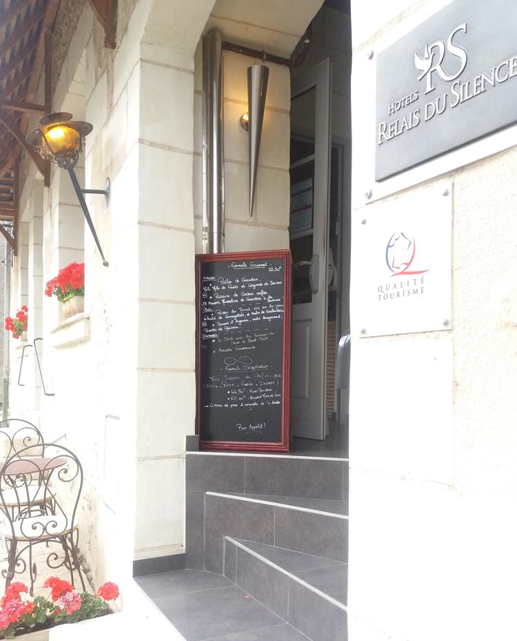 Formule Gourmet - Aout 2018 - Restaurant Le XII-Douze de Luynes-Restaurant Gastronomique pres de Tours