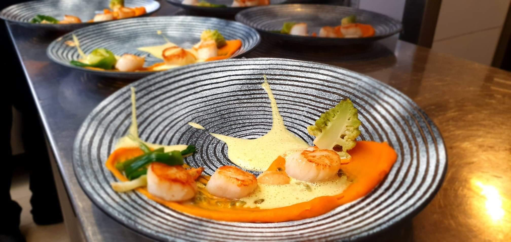 Menu de groupe, Evènement, fêtes de famille au Restaurant Le XII-Douze de Luynes, prés de Tours, Val de Loire, Touraine