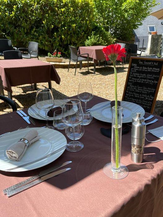 Envie d'un Bel Eté en Terrasse accompagnée d'un Repas Gourmand
