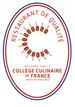 College Culinaire, Restaurant Gastronomique Le XII-Douze de Luynes, pres de Tours en Touraine, Loire Valley, France